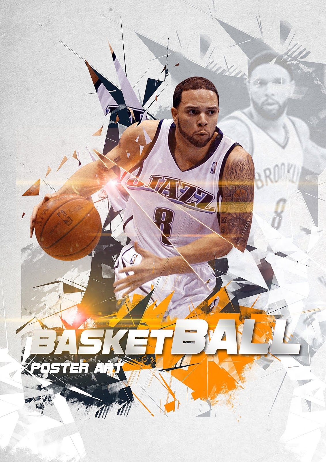 photoshop tutorial sports poster design ideosprocess