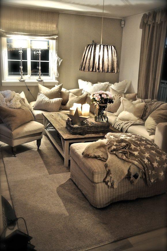 Cozy Living Rooms: Cute Pinterest: Cozy Living Rooms