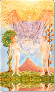 Tarot For Business: The Lovers at Work - Choices and Commitment