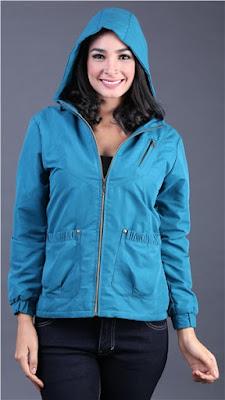 Jaket Wanita 2 Saku Original Garsel