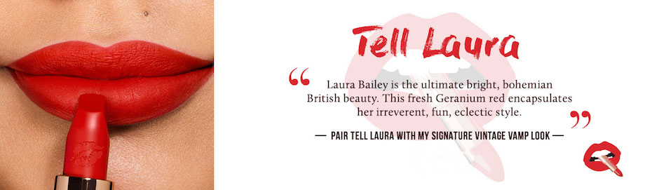 Charlotte Tilbury Tell Laura