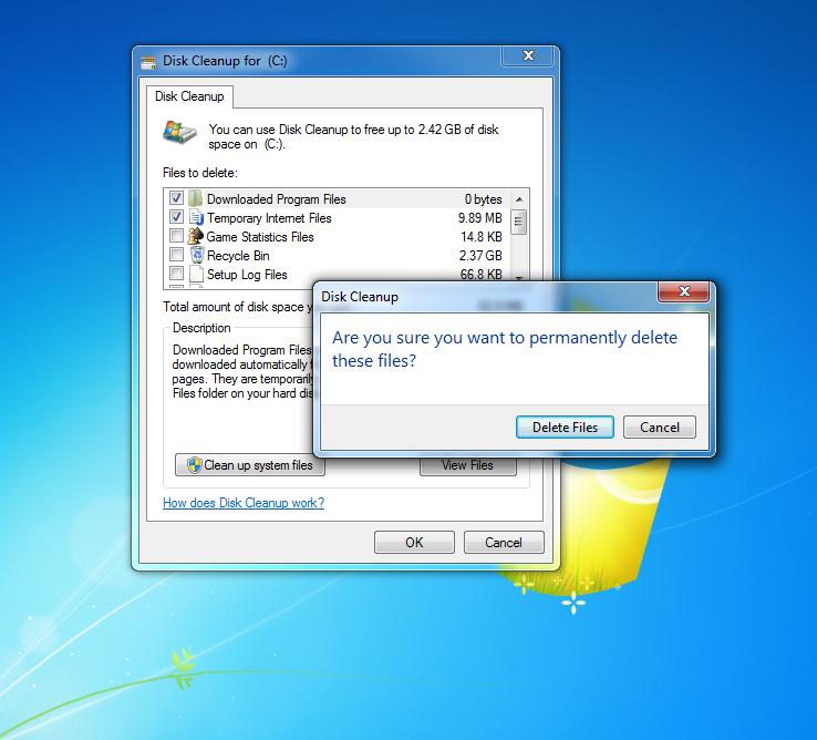 Tips merapikan file di laptop