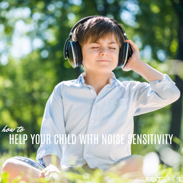 Tips to help with noise sensitivity