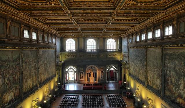 Palazzo Vechio em Florença