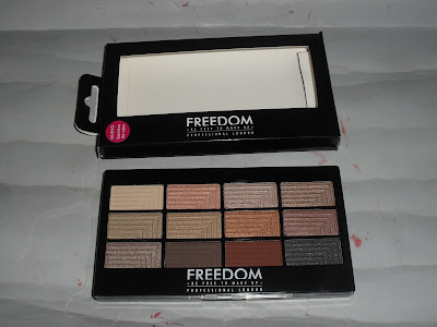 Imagen Paleta Le Fabuleux Freedom Make Up