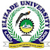Elizade University Maiden Convocation Ceremony Programme of Events