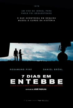 7 Dias em Entebbe Torrent - WEB-DL 720p/1080p Legendado