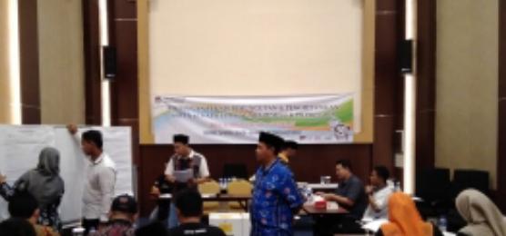 PPK Mendapat Bimbingan Teknis Dari KPU Kabupaten Pasuruan