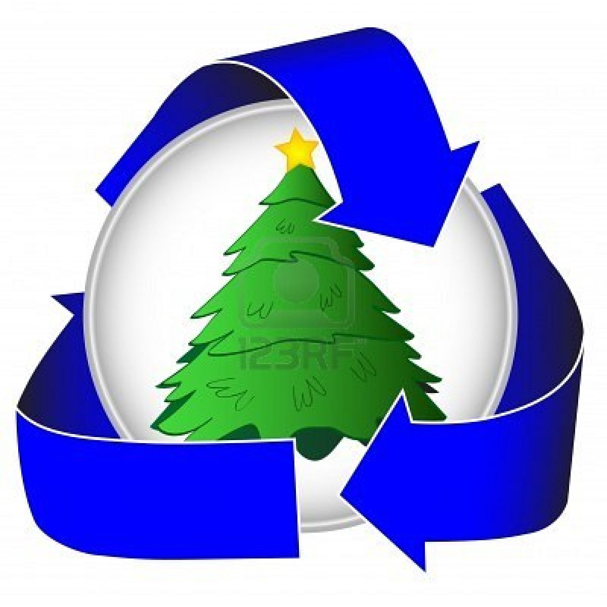 Disposing Of Christmas Trees: Lissardagh Cleaning Services: Christmas Tree Recycling