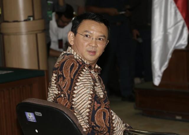 PK Ahok Ditolak, Pengacara Tunggu Klarifikasi Mahkamah Agung