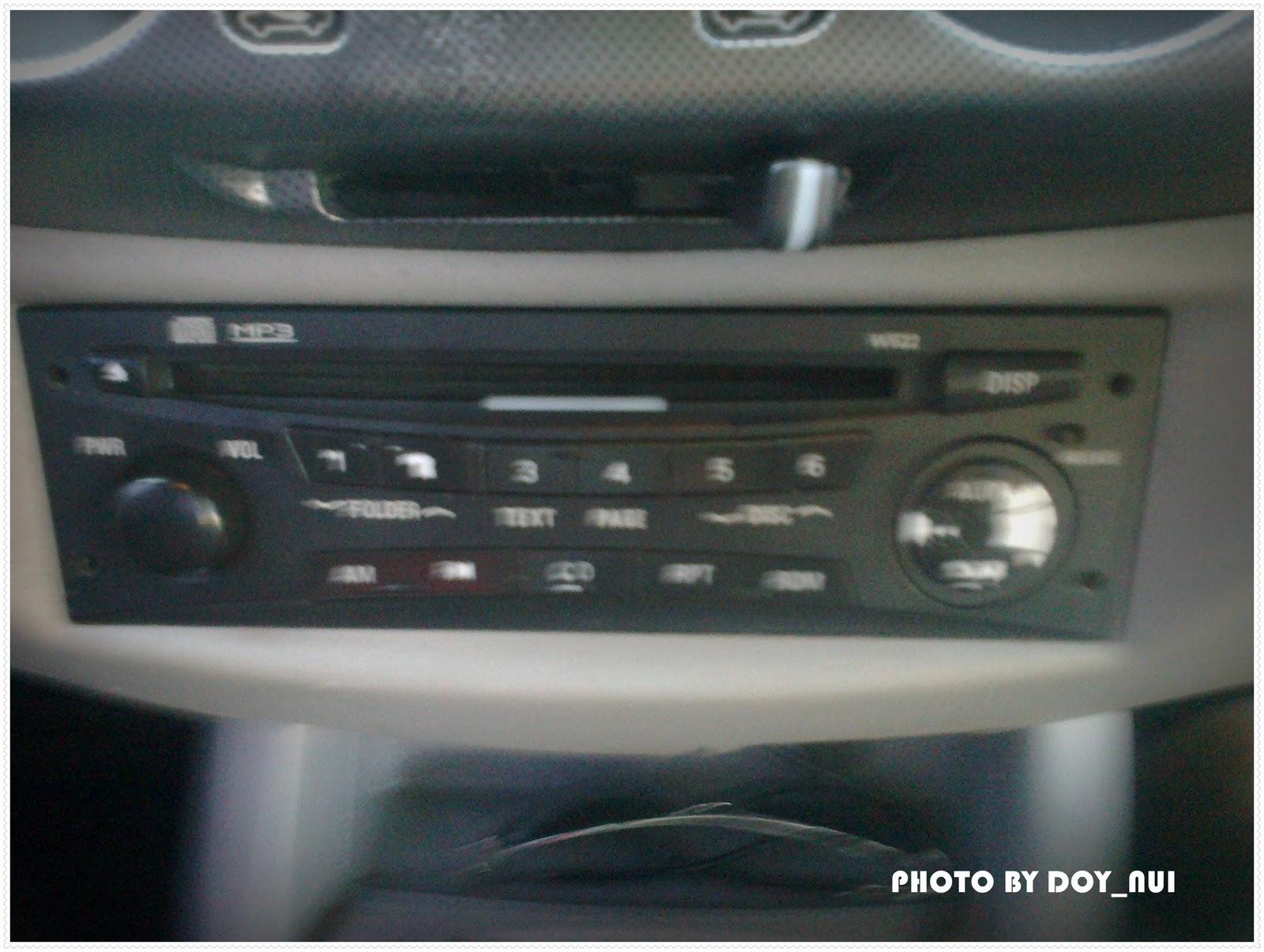 Mitsubishi L200 Triton Offroad: D I Y  Connect I-Pod & I