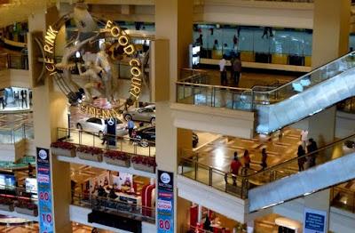 Mall+Sky Rink