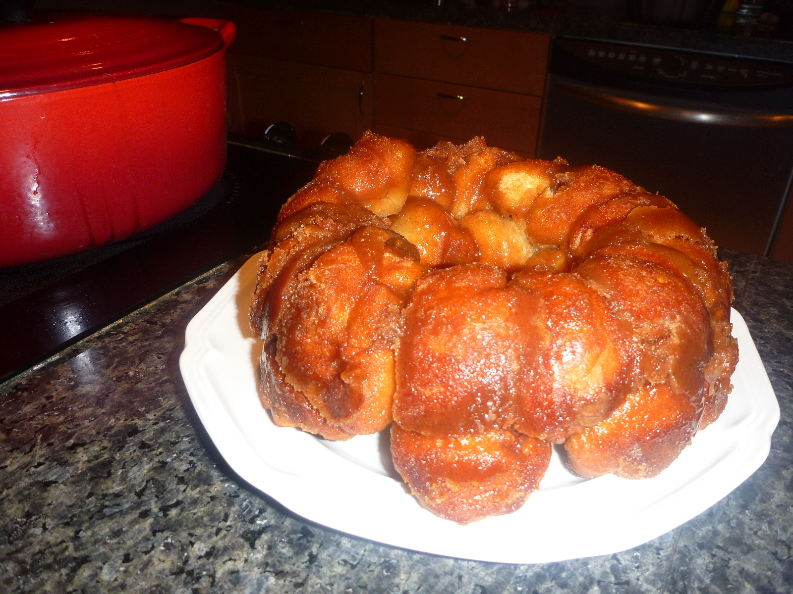 Monkey Bread Recipe With Biscuits Pull Apart