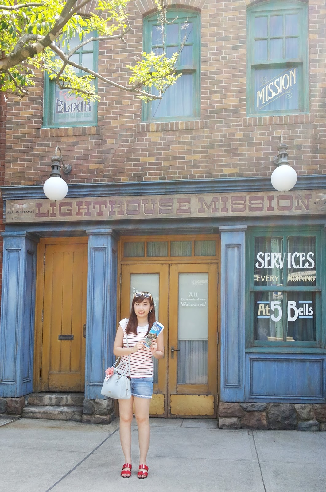 travel diary disneysea japan