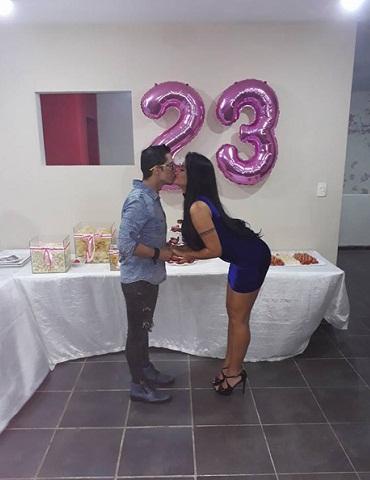 Carlos Marquina y Gabriela Zegarra