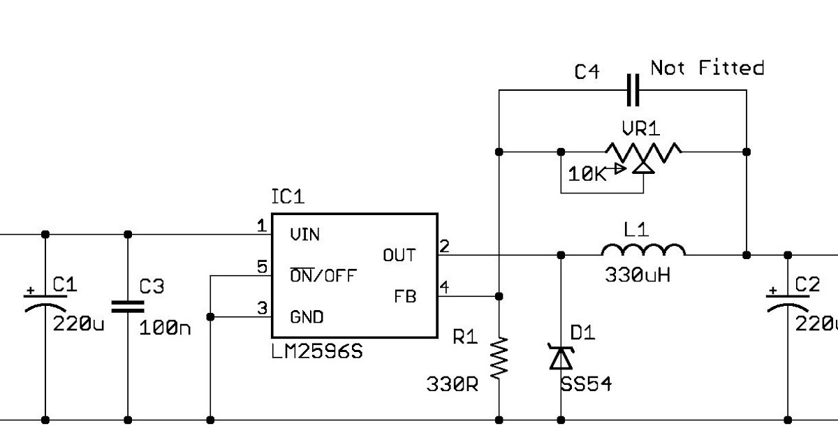 ELECTRONIC CIRCUIT: projects/bench psu personal bench