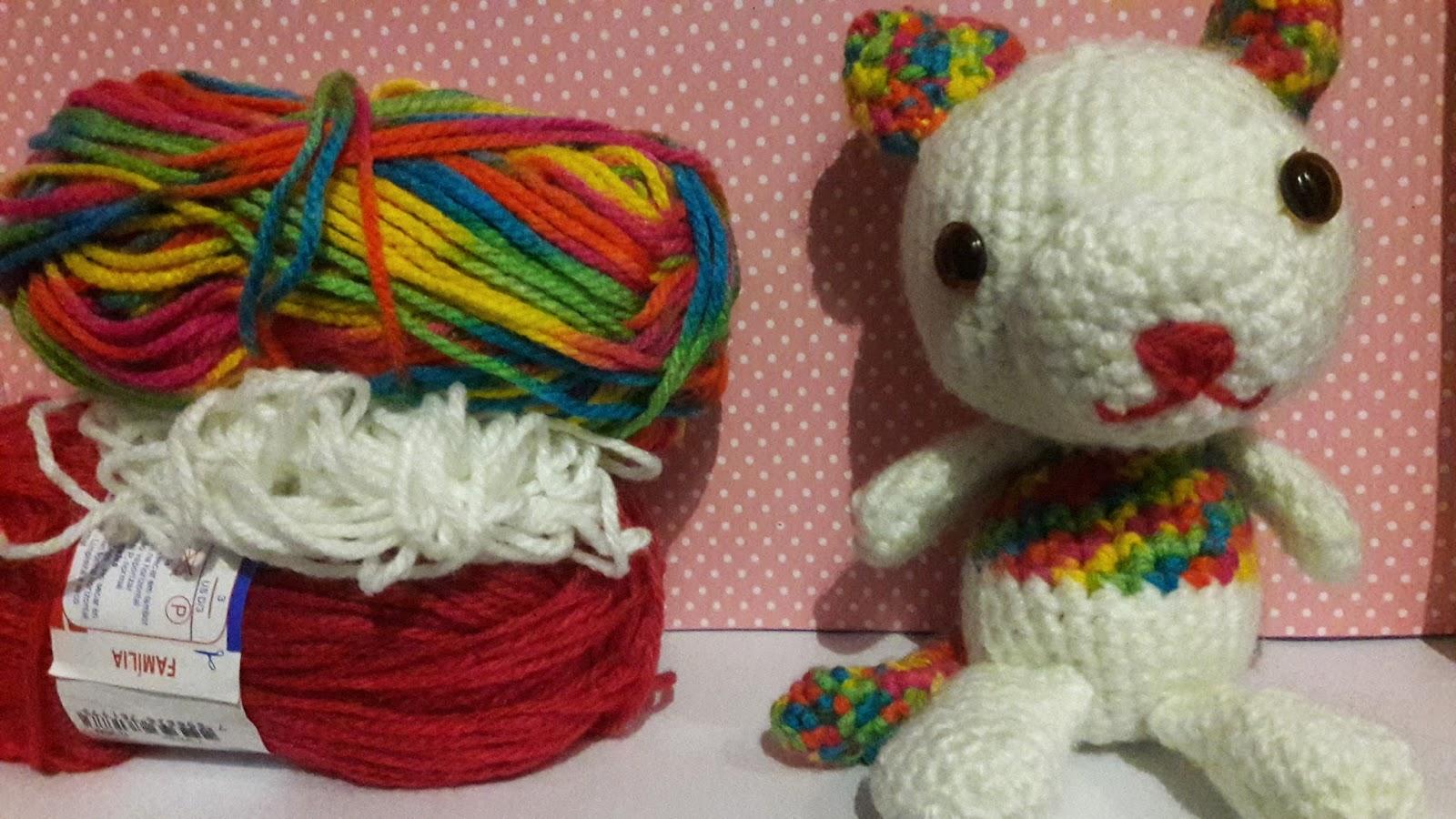 Amigurumi Gato Paso A Paso : Crochet y amigurumis: amigurumi: gatito timmy!