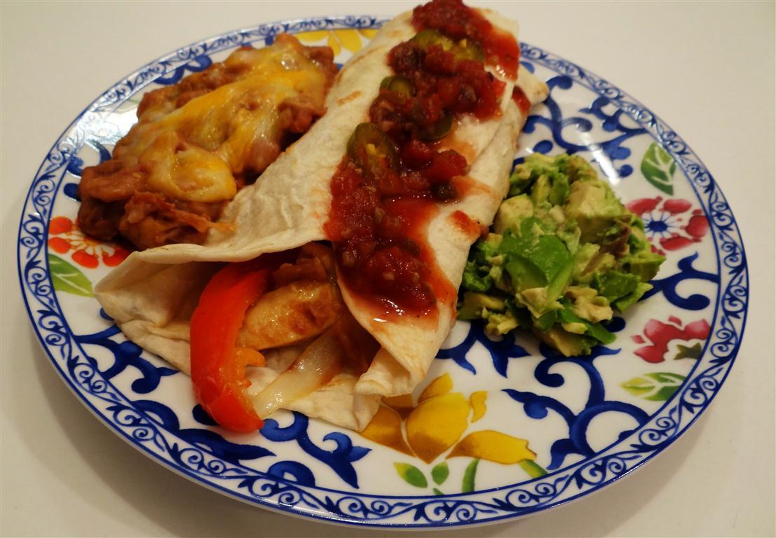 Kitchen Living Fajita Sizzler Set
