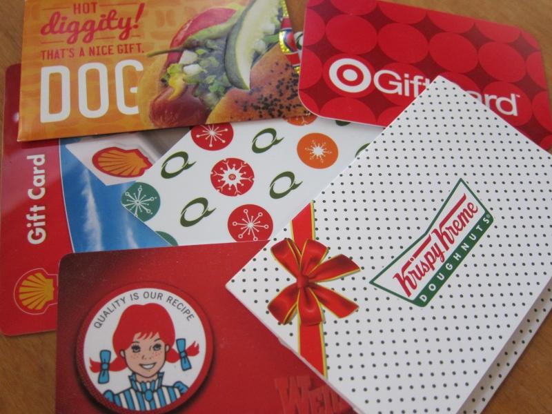 2017 Holiday Gift Card Bonuses | Brand Eating