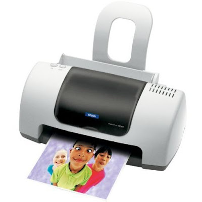 Download Epson Stylus C40S Ink Jet printer driver and install guide