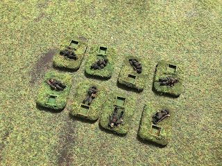 Chain of Command shock tokens