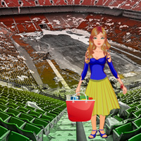 Games2rule Find My Bag in Abandoned Stadium Walkthrough