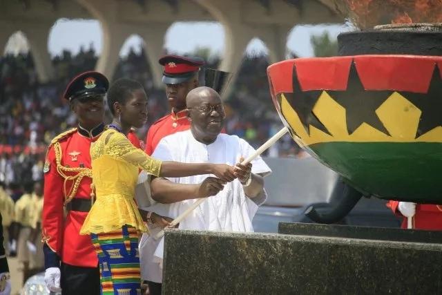 Ghana@60: Gov't spent GHc5.2m on celebrations