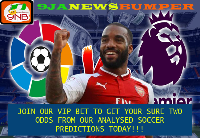 SATURDAY BANKERS BET: Free Soccer Predictions for 4th