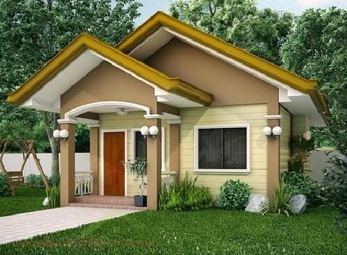 Desain Model Rumah Sederhana Tарі Kelihatan Mewah Terbaru dan Terpopuler