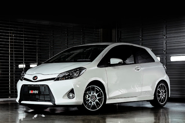 Gazoo Racing Vitz GRMN Turbo