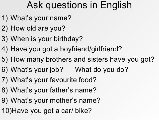 Funny questions to ask a girl to make her laugh