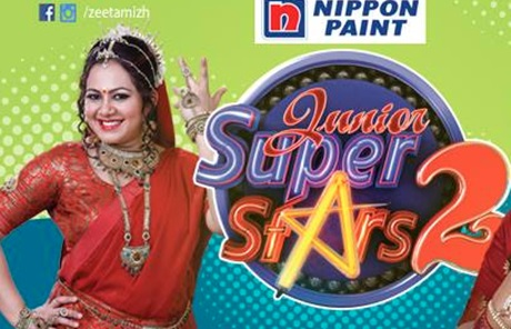 Junior Superstar 2 20-08-2017– Zee Tamil Show