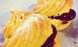 Cara Membuat Kue Sus Kukus Isi Coklat Dengan Mudah