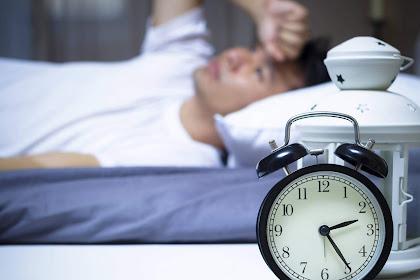 Inilah Tiga Langkah Mudah Melawan Insomnia