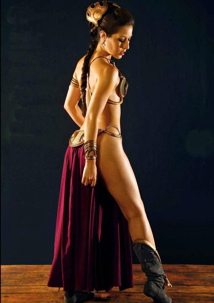That princess leia slave cosplay authoritative answer