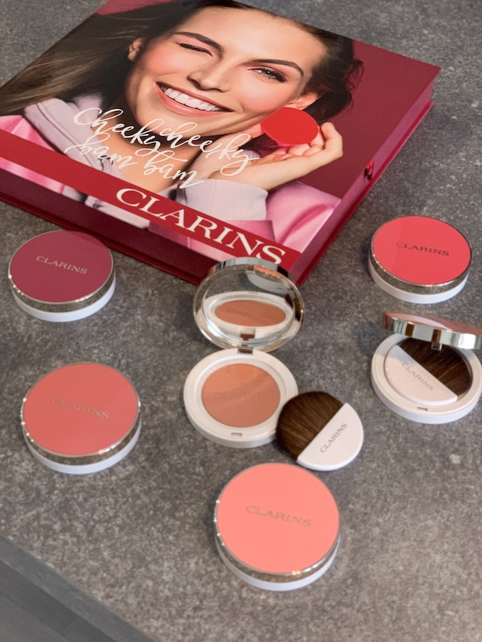 Joli Blush: I nuovi blush ultra pigmentati di Clarins