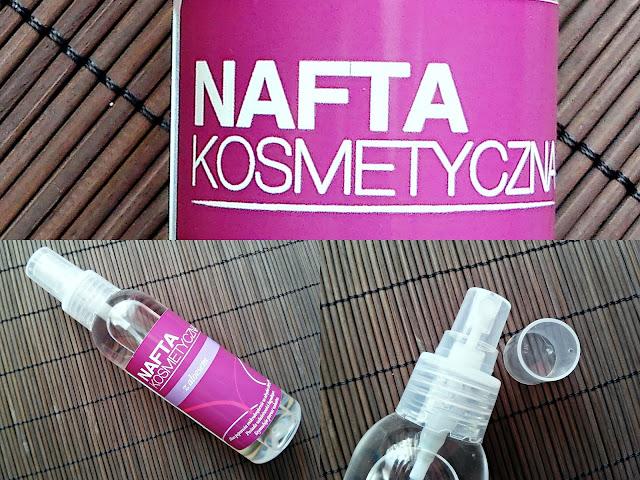 New ANNA Cosmetics - Nafta kosmetyczna z aloesem