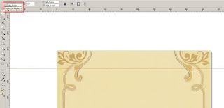 Undangan Murah ERBA 88170 Download Settingan Blanko Gratis! Versi CorelDRAW