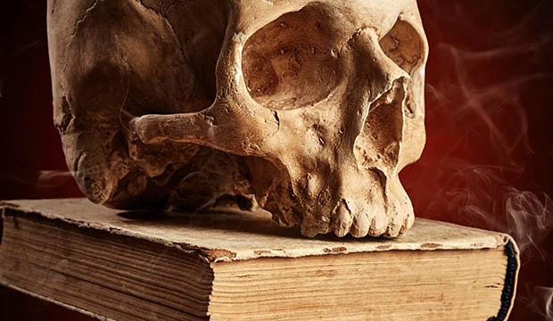 O Livro que mata quem se atreve a tocá-lo