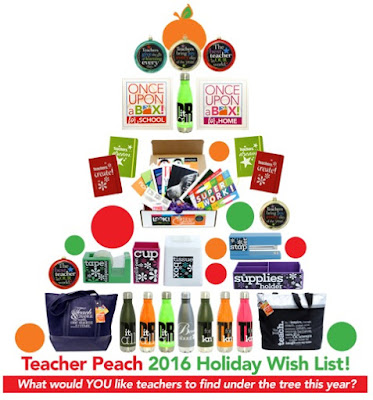 gifts for teachers, holiday gifts