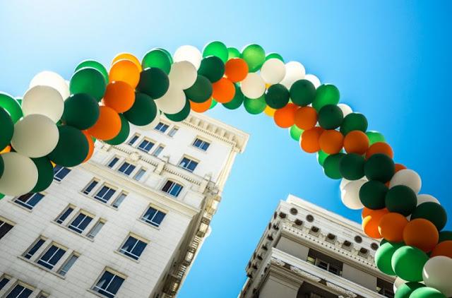 St. Patrick's Day em Berlim