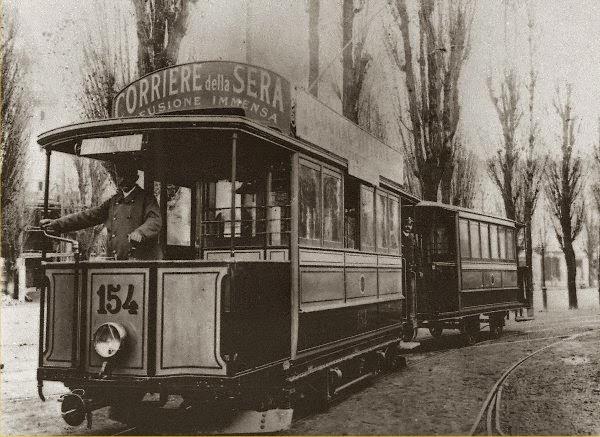 tram milano edison
