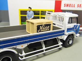 tlv hino truck