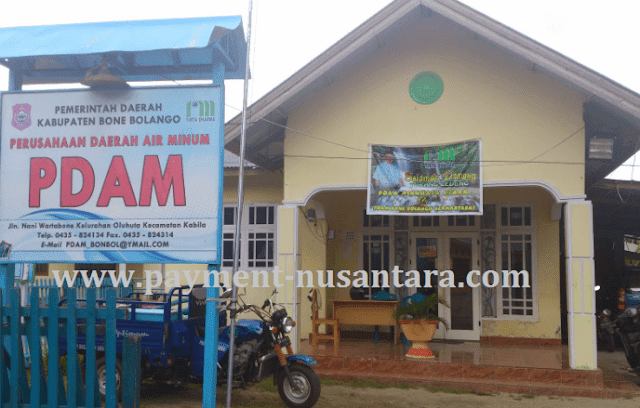 Loket Pembayaran PDAM Kabupaten Bone Bolango