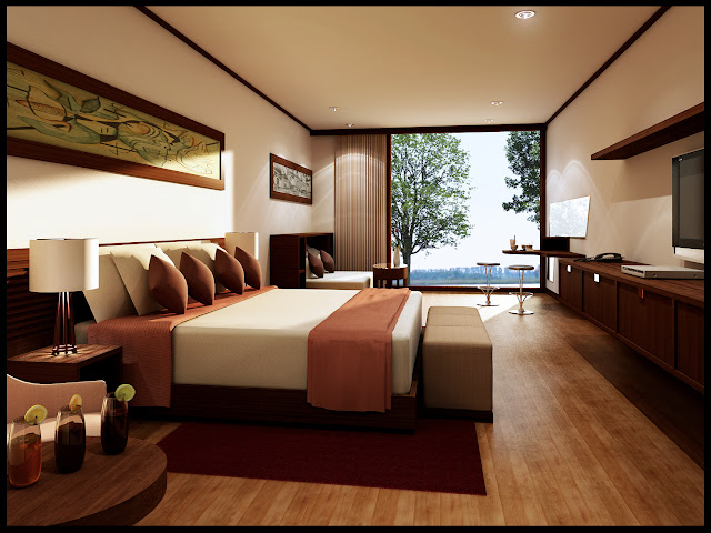 nice bedroom designs ideas - 5 small interior ideas