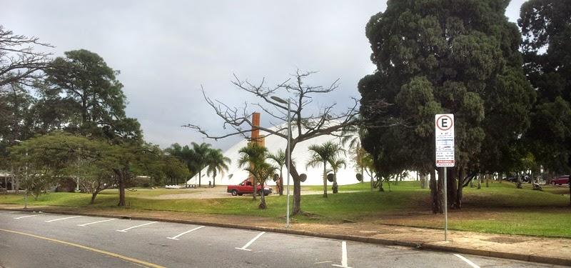 Oca | Projeto de Oscar Niemweyer | Ibirapuera | SP