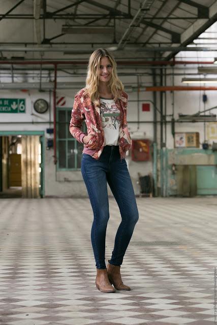 Moda mujer invierno 2016 ropa Mistral. Moda 2016.