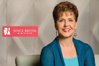Joyce Meyer's Daily 5 November 2017 Devotional: Walk with Boldness
