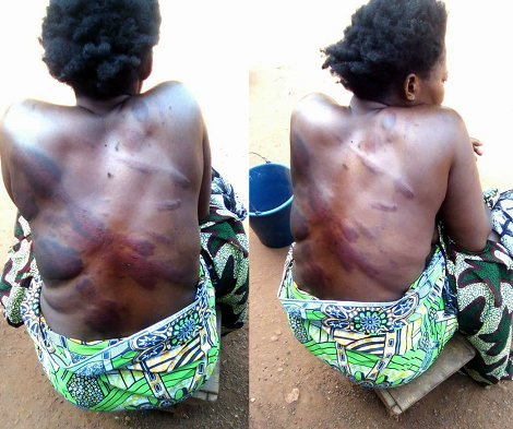 Ghanaian man attacked girlfriend