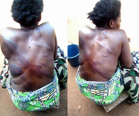 Ghanaian man attacked girlfriend